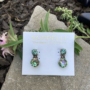 Sorrelli Chandeliers Drop Earrings 💚💙